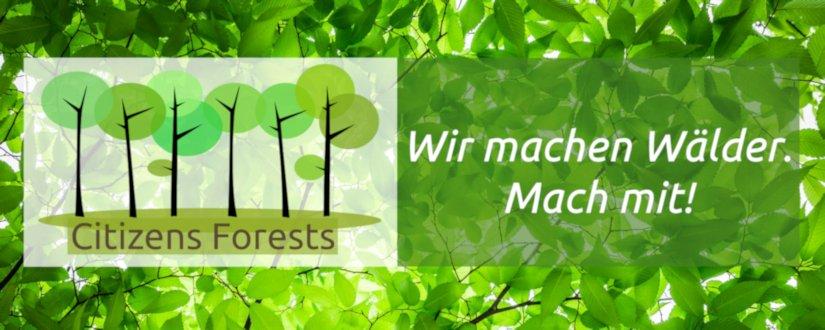 Citizens Forests Aufforsten gegen den Klimawandel