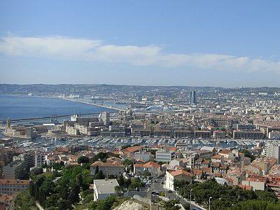 Marseille – Badelatschen oder Kalaschnikow