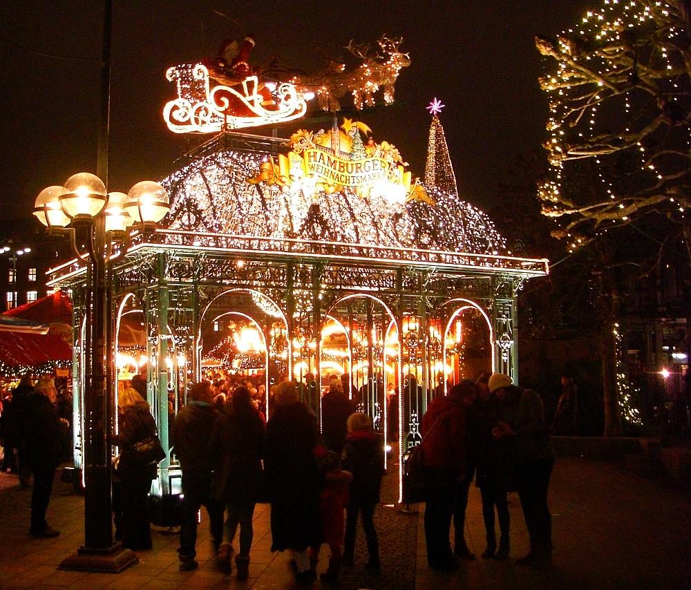 Hamburg meine Weihnachtsperle