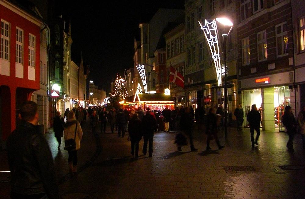 Flensburg – Nördlichster Stadtweihnachtsmarkt Deutschlands