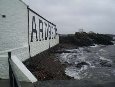 Ardbeg Warehouse (c) Spinagel.de