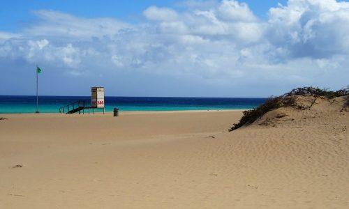 Fuerteventura – Corralejo, die Wüste im Norden