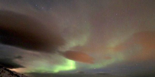 Auf der Jagd nach der Aurora borealis