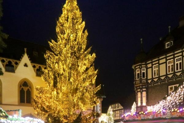 Goslar Weihnachtsmarkt.Weihnachten Im Harz Spinagelspinagel