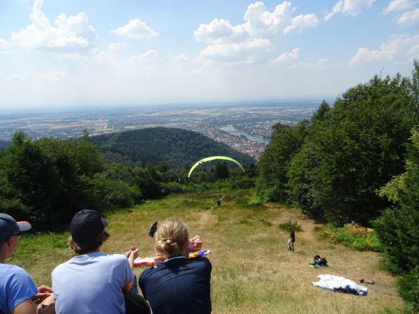 Heidelberger Gleitschirmflieger
