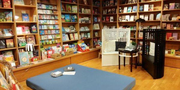 Nachts im Buchladen