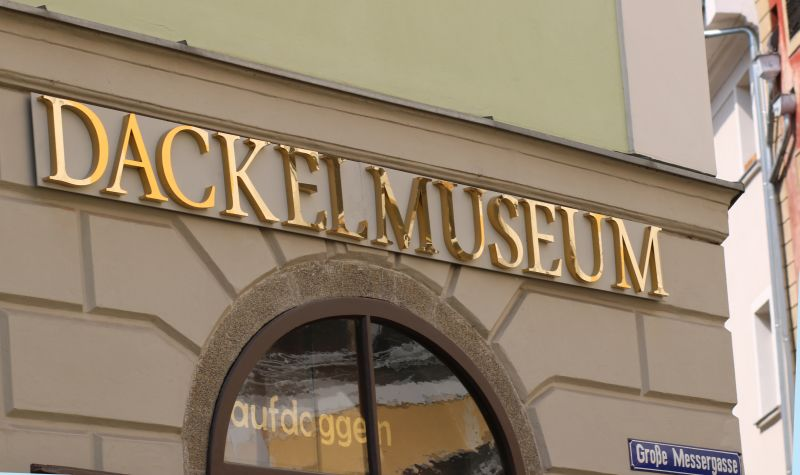 Dackelmuseum Passau Rauhaar