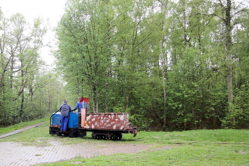Himmelmoor Quickborn Torfbahn Verein